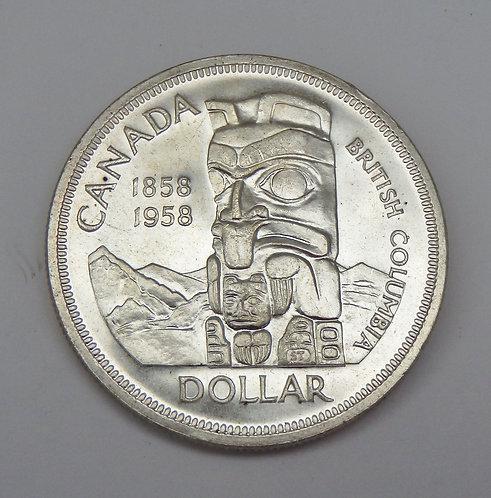 Canada - Dollar - 1958