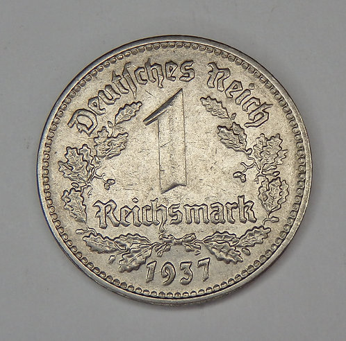 Germany - Mark - 1937-F