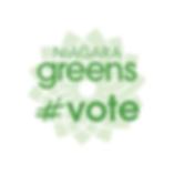 Niagara Greens VOTE 2017 - Single Image