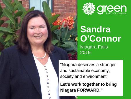 Candidate Announcement - Niagara Falls