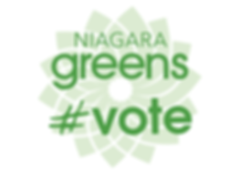 Niagara Greens VOTE 2017 - Single Image