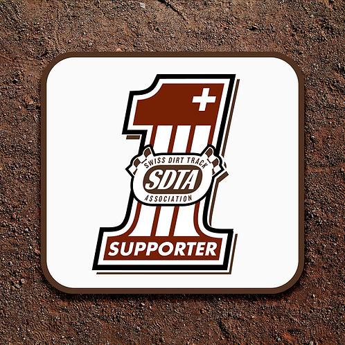 Plaque à numéro SDTA 1 #1 Supporter