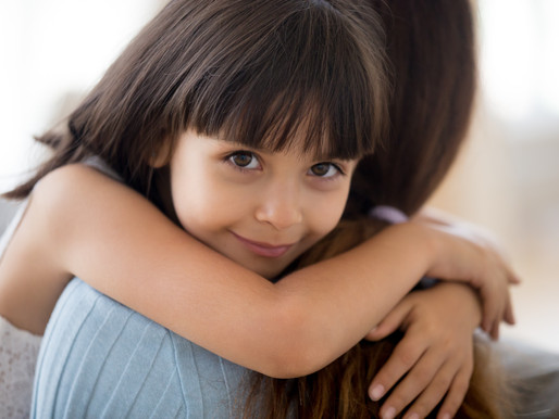 CHILDHOOD FEARS . . . and how to help your child handle them (part 1)