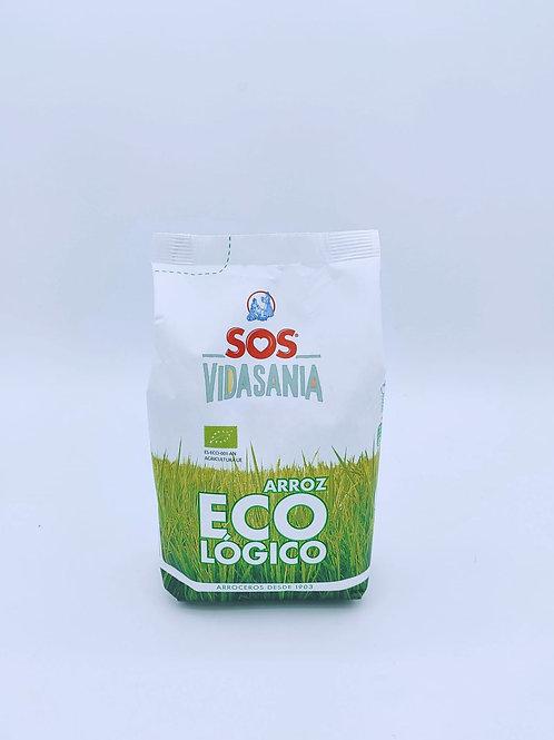 Arròs ecològic SOS Vidasana 1 kg
