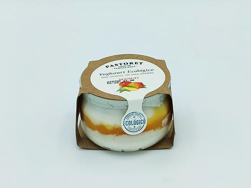 Iogurt mango ecològic Pastoret 135 g