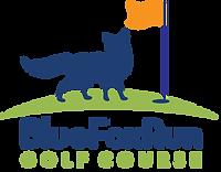 Blue Fox Run Logo