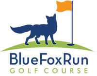 Blue Fox Run Logo