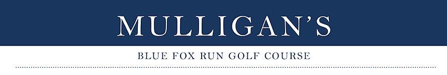 Mulligan's Restaurant at Blue Fox Run Golf Course