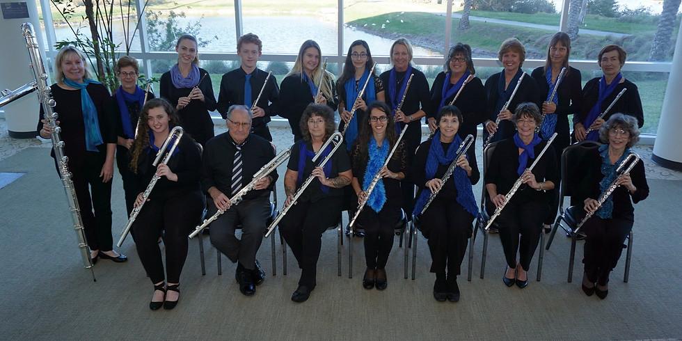Daytona State College and Community Flute Choir