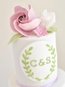 whimsical rose