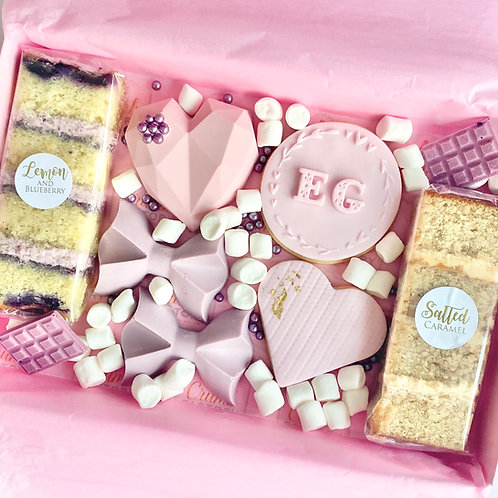 Anytime Treat Box - Pink/Lilac