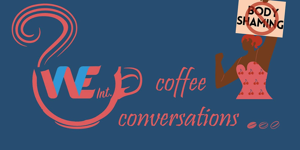 WE Int. Coffee Conversations Vol. 8 (Body Images)