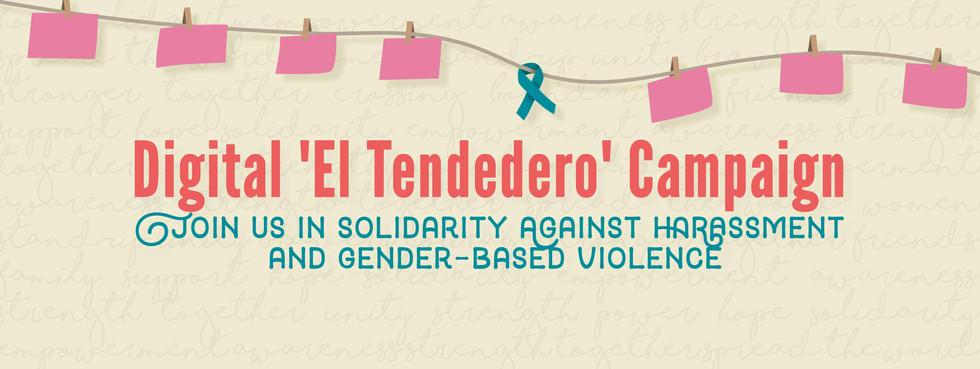El Tendedero x WE Int.