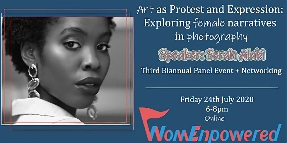 Biannual Event: Art as protest and expression: exploring female narratives in photography