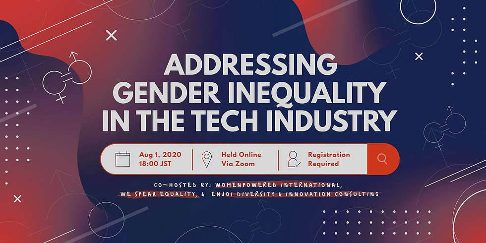 Addressing Gender Inequality in the Tech Industry