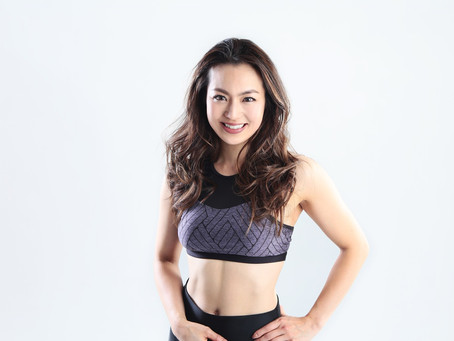 NEW Event from WE Int.: Empower Women Through Fitness by Tomo Okabe