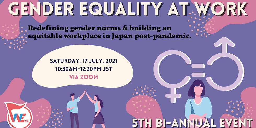 Gender Equality at Work: building an equitable workplace in Japan post-pandemic