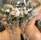 Wedding design adding flowers