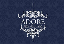 Adore hair Salon logo