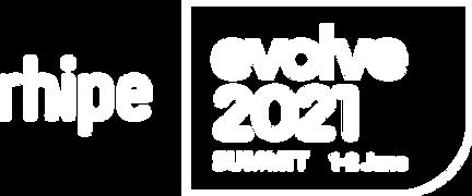 rhipe_evolve Summit_Logo_White_Outline_M