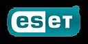 01 ESET logo - Lozenge - GRADIENT + TURQ