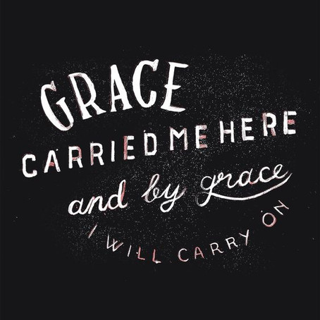 Dealing With Suffering and Seeing it as Grace