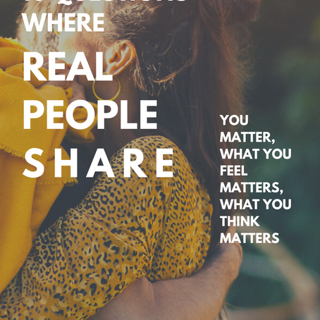 Real People Share