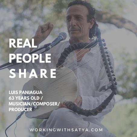 Real People Share - Luis Paniagua