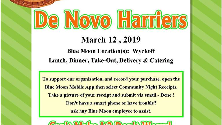 Blue Moon Fundraiser