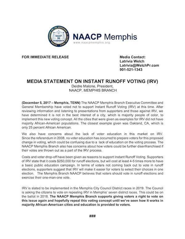 MEMPHIS NAACP MEDIA RELEASE copy.jpg