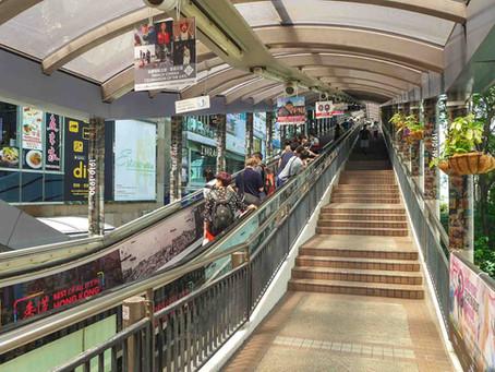 Longest Outdoor Escalator in the World