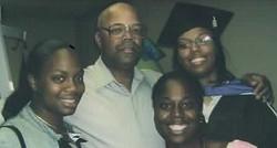 Valerie's graduation