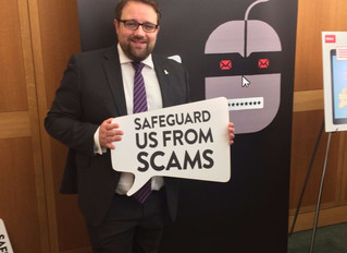 Safeguard from Scams
