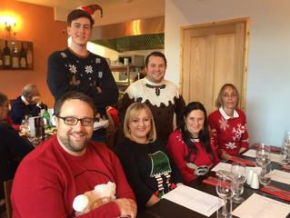 Christmas Jumper/Save the Children