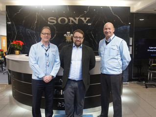 Ogmore MP congratulates Sony UK TEC managing director on influential listing