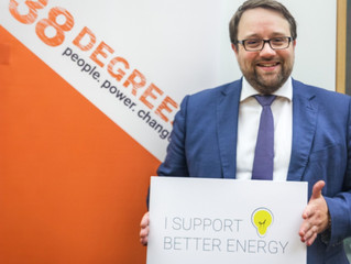 Chris Elmore MP supports better energy for Ogmore