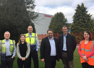 MPDiscusses Future with Rockwool