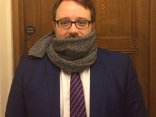 Scarfs Could Save Lives