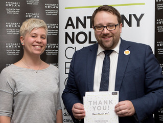 Local MP Thanked For Support For Life-saving Campaign
