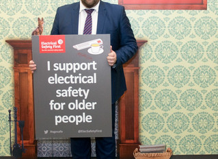 Ageing Safely a Must as Electrical Accidents Rises