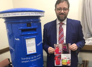 """""""Local Post Office Services Must Be Protected"""" – Chris Elmore MP"""