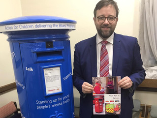 """Local Post Office Services Must Be Protected"" – Chris Elmore MP"