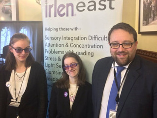 Ogmore MP Promotes Revolutionary Methods to help those with Sensory Integration Issues