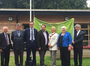 Bryngarw Park Receives Green Flag