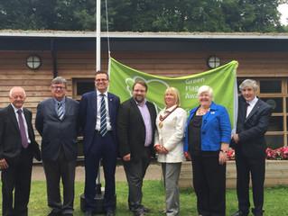 Bryngarw Park Receives Green Flag