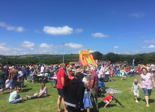 Brynna Carnival – Huge Success Again says MP and AM