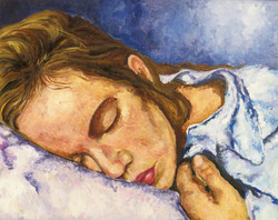 Genevieve Boatwright sleep