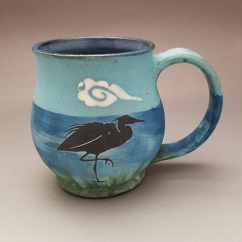 Bird Silhouette Mug