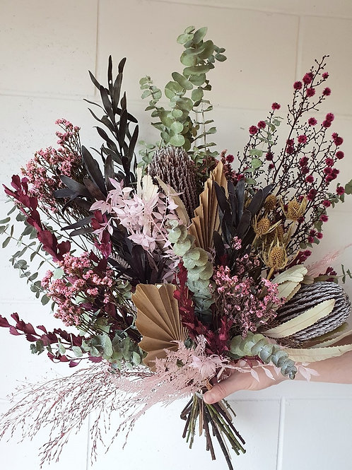 MOODY DRIED BOUQUET