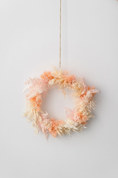 """""""MARY"""" PRESERVED WREATH"""